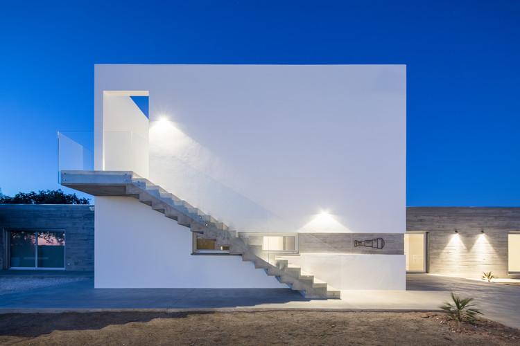 Azimute House / Arquitecturar, © Francisco Nogueira