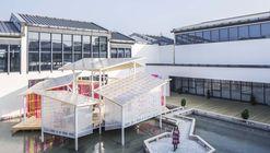Beyond the Wind Pavilion / MAT Office
