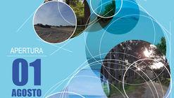 Concurso de ideas para el plan maestro de 'Reserva', predio de Mar Azul en Villa Gesell