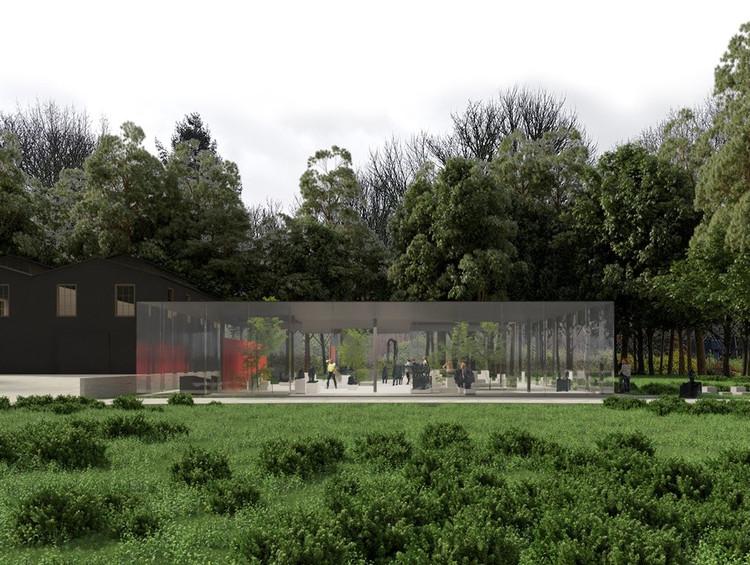 Cristián Undurraga diseña el Museo Humano en Valdivia, © Dirección de RRPP - Universidad Austral de Chile