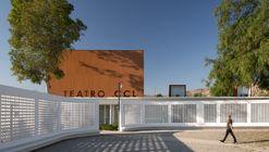 Centro cultural de Lampa / emA Arquitectos + KMAA Arquitectos