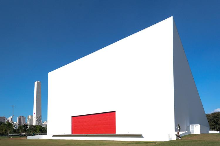 Parque do Ibirapuera celebra 65 anos com programação cultural gratuita, Auditório Oscar Niemeyer, no Parque do Ibirapuera. Image © Manuel Sá