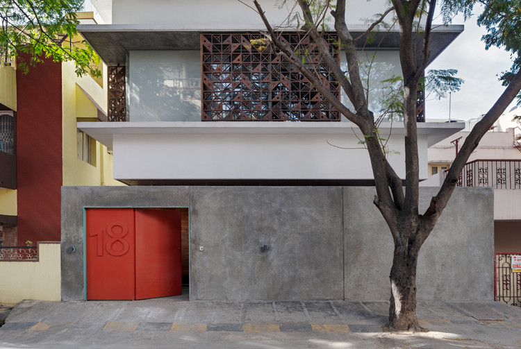 Khosla Associates and tsk Design Studio / Khosla Associates, © Shamanth Patil J