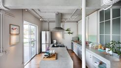 Apartamento Simpatia / Estúdio Penha