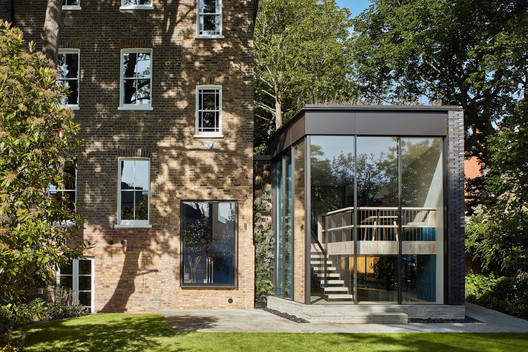 Canonbury Private House Extension  / Evonort + Bernhard von Erlach Architekt