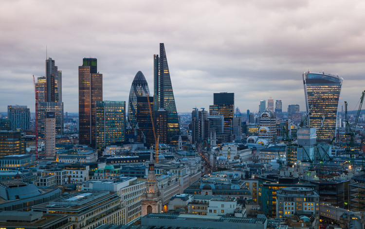 New Rules for London's Skyscrapers Favor Pedestrians, ? IR Stone/ Shutterstock