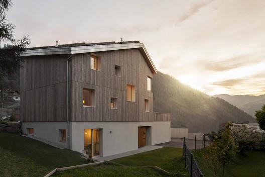 CLV House / Alp'Architecture Sàrl