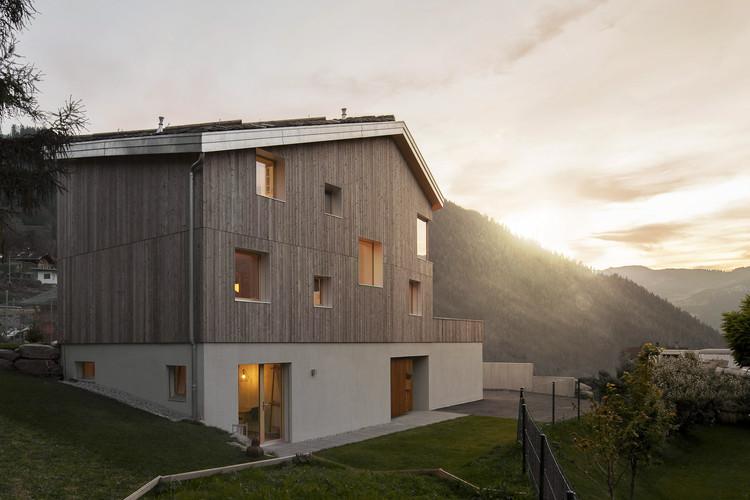 CLV House / Alp'Architecture Sàrl, © Christophe Voisin