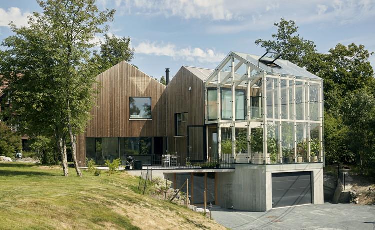 Casa Trosterudveien 9 / R21 Arkitekter, © Herman Dreyer