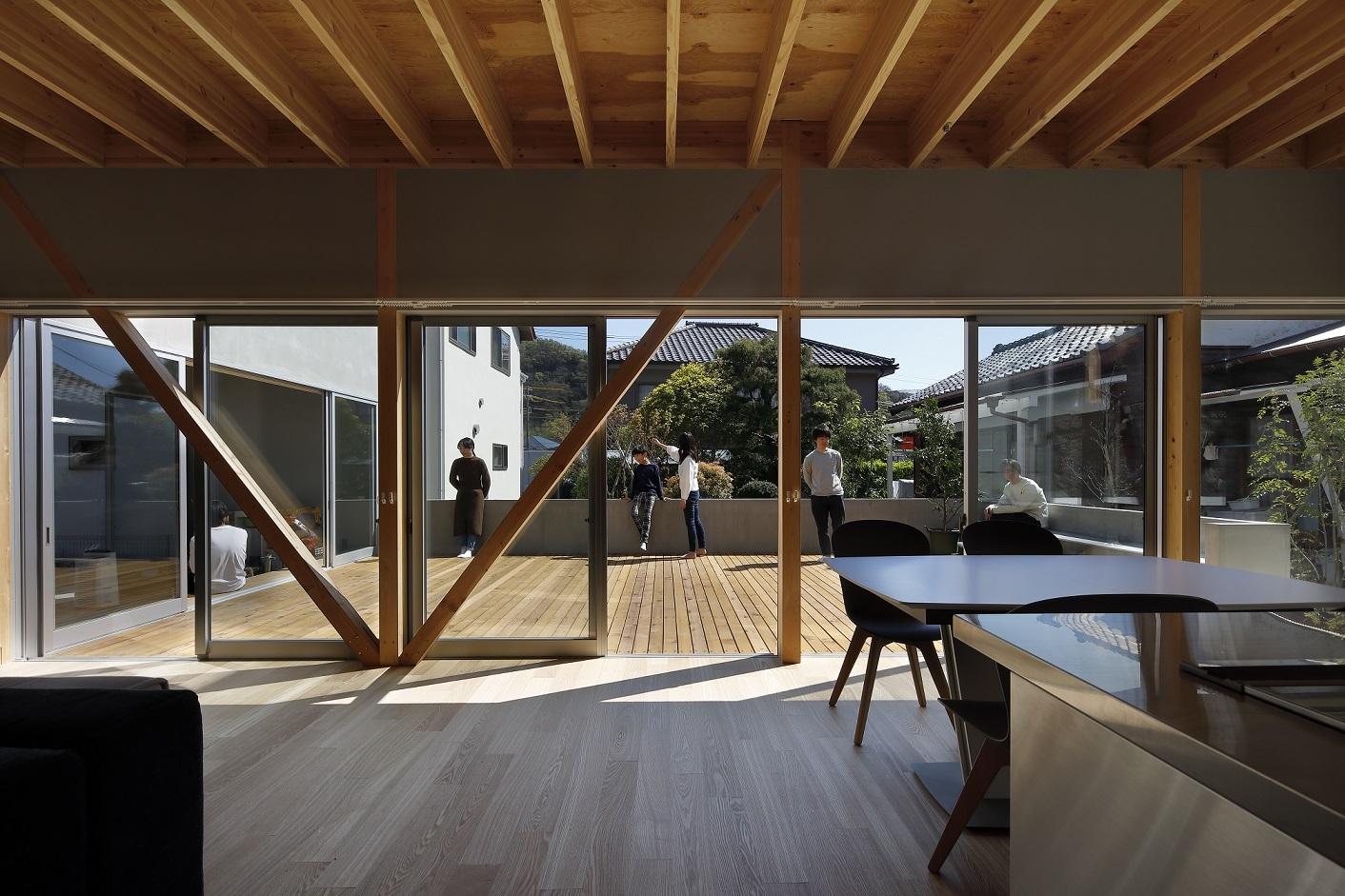 Gallery Of Terrace In The Town Yamazaki Kentaro Design Workshop 2,Autodesk Product Design Suite Logo