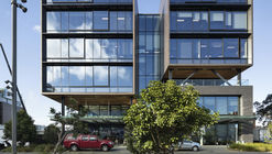 12 Madden Innovation & Residential Building / Warren & Mahoney