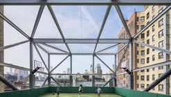 Playground da Escola Rodeph Sholom / Murphy Burnham & Buttrick Architects