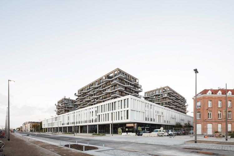 CADIZ ANTWERP / META architectuurbureau + POLO, © Stijn Bollaert