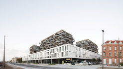 Mixed Use Architecture | ArchDaily