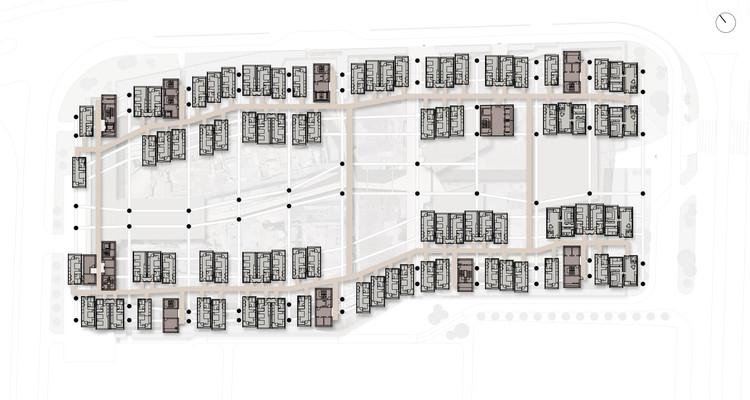 Rooms level plan