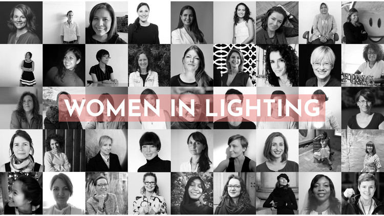 Progress with Female Ambassadors in Lighting Design
