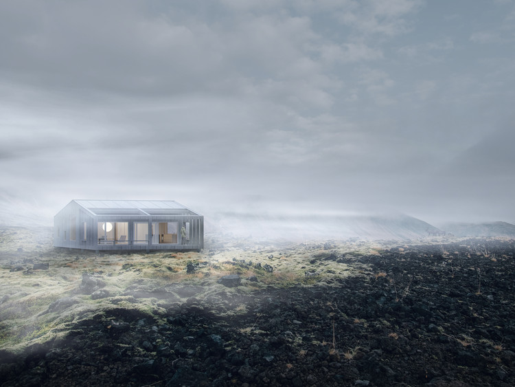 Modular Housing Concepts by Danish Architects, Courtesy of NJORDRUM
