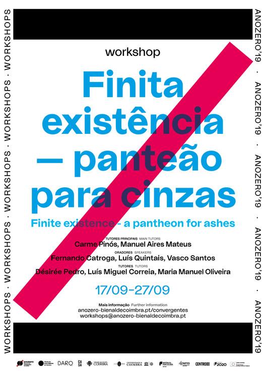 Finita Existência – Panteão Para Cinzas