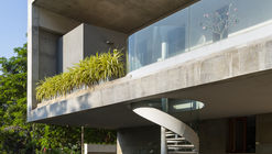 Casa Deck / Architecture Paradigm