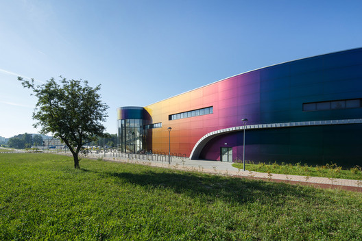 "Aquatic Center - ""Wodny Park Tychy"" / Schick Architekci by TKHolding"