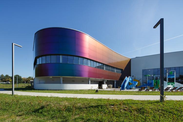 """Aquatic Center - """"Wodny Park Tychy"""" / Schick Architekci by"""