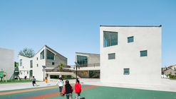 Shuoji Kindergarten / Crossboundaries