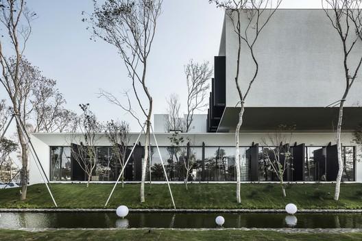El jardín verde / Chain10 Architecture & Interior Design Institute