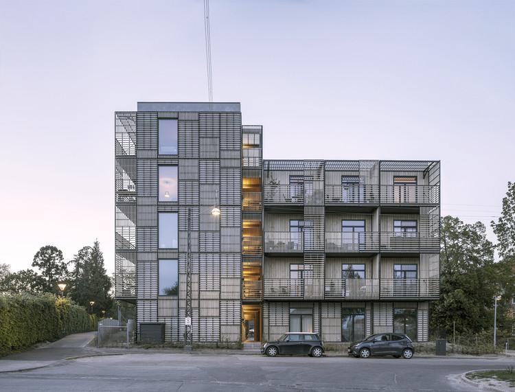 Bavnehøj Allé Youth Housing / WE architecture, © Rozbeh Zavari