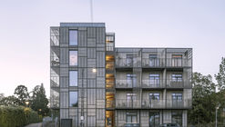 Bavnehøj Allé Youth Housing / WE architecture