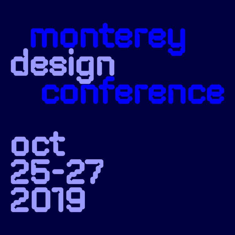 Design Within Beach! 2019 Monterey Design Conference , The biennial Monterey Design Conference returns for 2019.