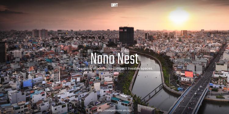 Nano Nest - Maximizing living in tiny spaces