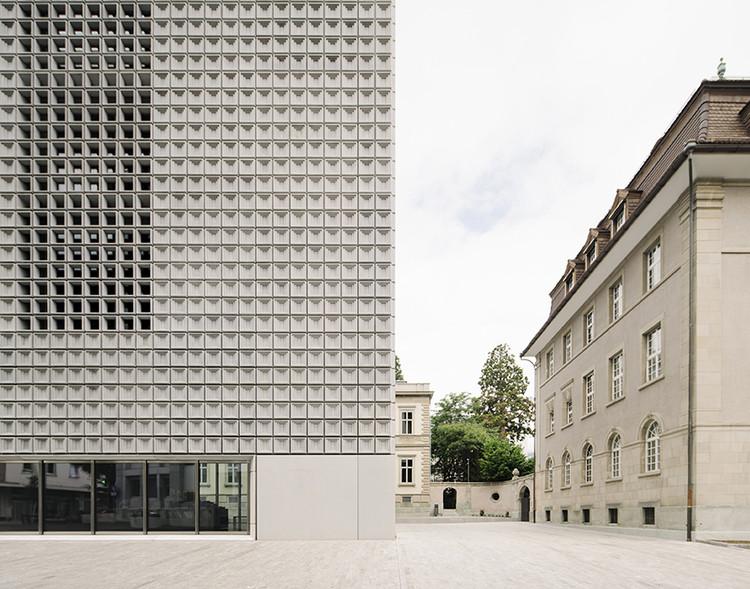 Evocando Quatremère de Quincy, Entre a Tradição e a Invenção da Arquitetura, Graunbünden Museum of Fine Arts. Image © Simon Menges