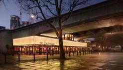 BFI Southbank Riverfront / Carmody Groarke