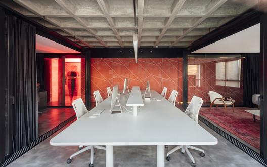 Pitanga Filmes Office / Arquitetura Nacional