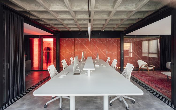 Pitanga Filmes Office / Arquitetura Nacional, © Cristiano Bauce
