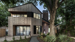 Casa tallada / Matt Fajkus Architecture