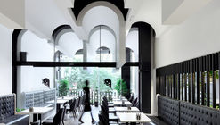 Restaurante Lomenz / Kanisavaran Architectural Group