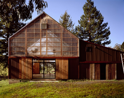 Photography Studio & Workshop / Kennerly Architecture & Planning