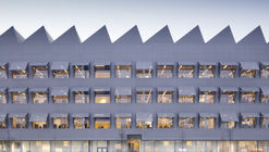 Headquarters, meeting facilities and offices / Dorte Mandrup A/S