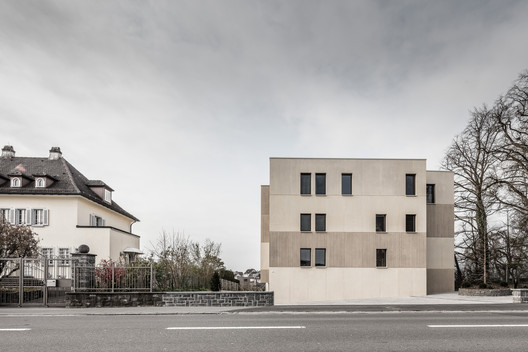 Multi-family Dwelling Seetal  / dolmus Architekten