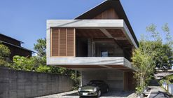 Residência Fuseika / T-Square Design Associates