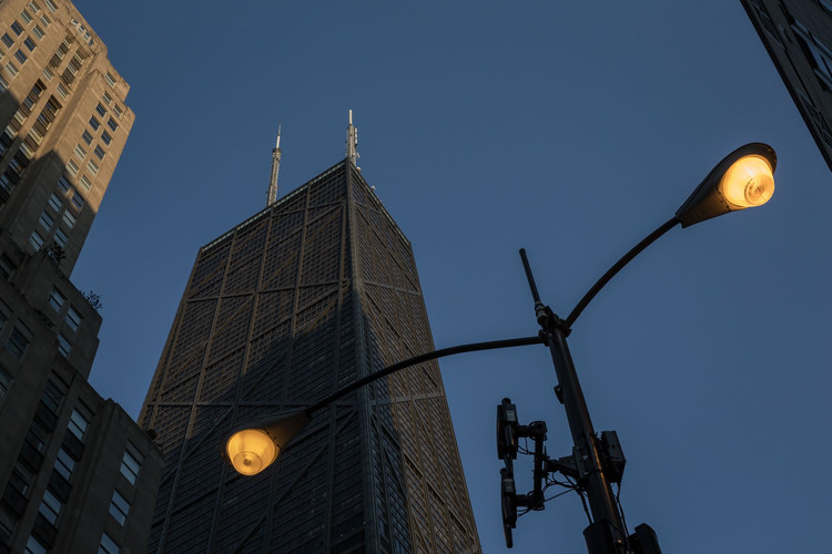 Capturing the John Hancock Center on its 50th Anniversary, © Ste Murray