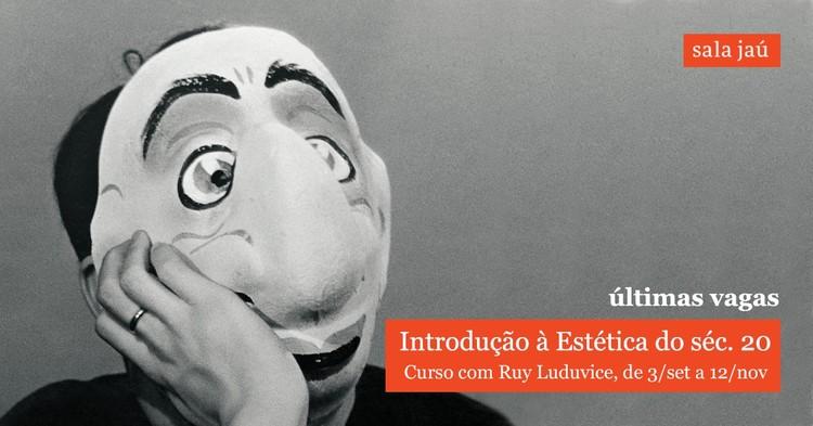 """Introdução à Estética do século 20, Jacques-André Boiffard, """"Masque de Carnaval""""(1930"""