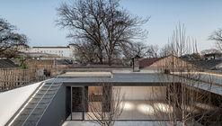 Folding Courtyard / ARCHSTUDIO