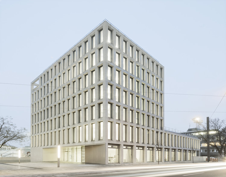 Citizen Service Center of the City of Ulm / Bez+Kock Architekten, © Bez+Kock Architekten