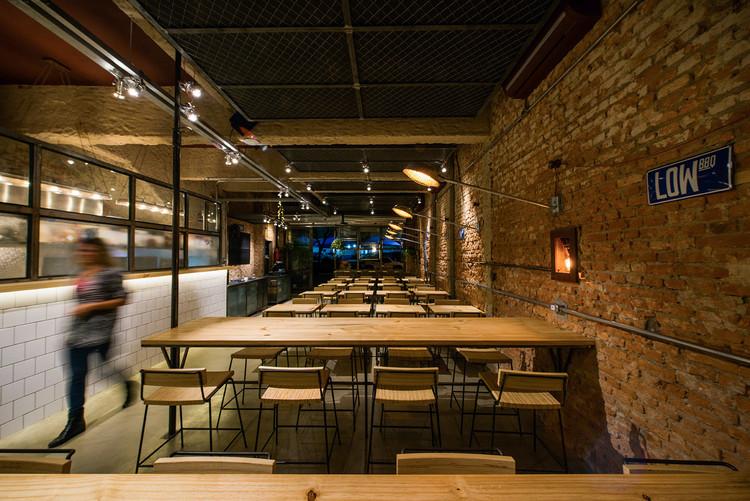 Restaurante Low BBQ / Fabio Marins Arquitetura, © Gustavo Pitta