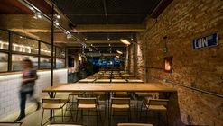 Restaurante Low BBQ / Fabio Marins Arquitetura