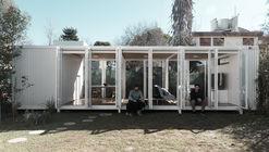 Habitação Mínima SUM / Parada Cantilo Estudio