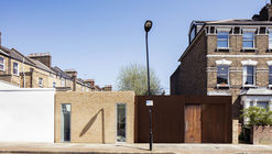 Hackney Backhouse / Guttfield Architecture