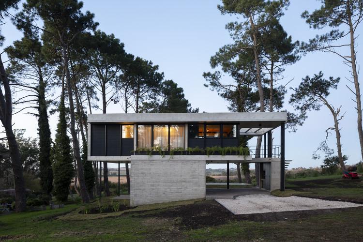 Casa nono / Contino - D'Elia Arquitectos, © Javier Agustin Rojas